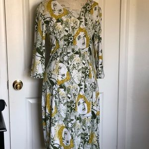Pinup Popart Dress